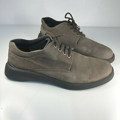 Men's Brown Bally Leather Nubuck Suede Shoes Size UK 12 • 29.99£