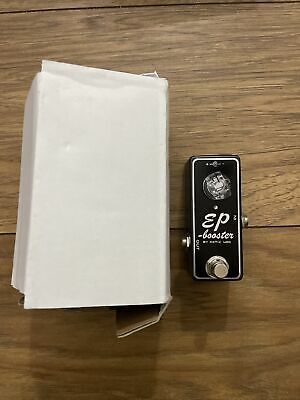 Xotic EP Booster Pedal • 44£