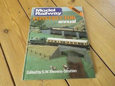 Ian Allan Model Railway Constructor Annual 1980 • 1.98£
