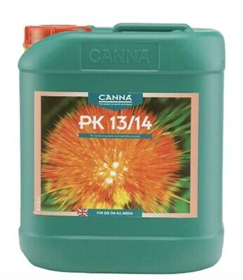 Canna PK 13/14 5L Flower Booster Enhancer And Weight Gainer • 40£