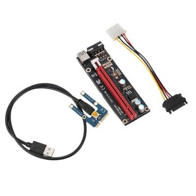 AU10.99 • Buy Mini PCIe To PCI Express 16X Riser For Laptop External Image Card EXP GDC BTP2C5