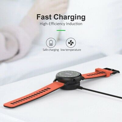 AU7.99 • Buy Wireless Charger Dock For Samsung Galaxy Watch Active 2 40mm 44mm Smart WatcC6G7