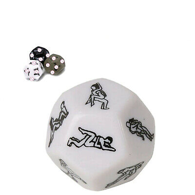 AU14.99 • Buy Cool Valentine Day Sex Dice Foreplay Gift For Him Her Girlfriend Wife Party Game