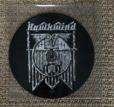 Picture Disc, Hawkwind 7  45rpm - Silver Machine/Seven By Seven • 8£