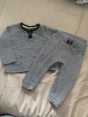 Baby Boys Clothes 9-12 Months Too And Pant Matching Set  • 0.99£