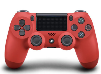 PS4 DualShock 4 Controller Magma Red V2 BRAND NEW SEALED • 44.99£