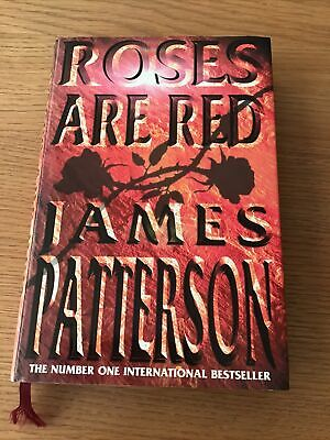 £39 • Buy Roses Are Red By James Patterson SIGNED First Edition (Hardback, 2000)