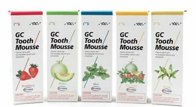 AU32.49 • Buy GC Fuji Tooth Mousse Topical Tooth Crème Extra Protection For Teeth-Any One 40g.