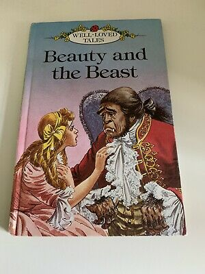 Vintage Ladybird Book: Beauty And The Beast 1980 Illustrations By Robert Ayton • 10£
