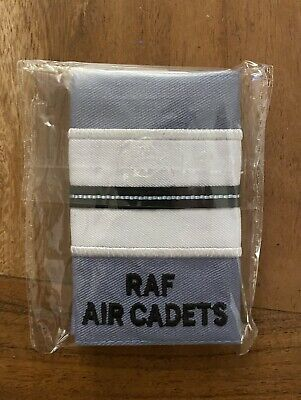 Royal Air Force Air Cadets Rank Slides - Acting Pilot Officer • 4.89£