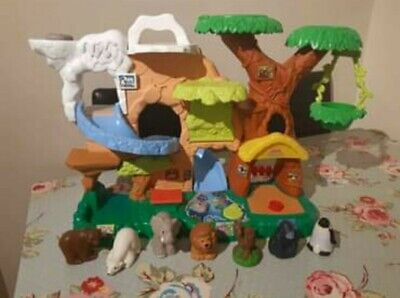 Fisher Price Little People Talking Zoo • 8£
