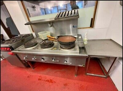 Chinese Wok Cooker • 800£