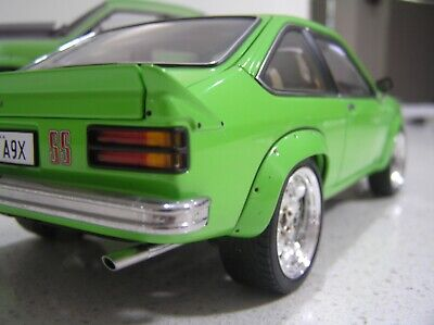 AU395 • Buy  Holden LX SS A9X Torana Hatchback In Panama Green~RARE~