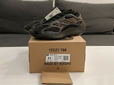 $ CDN290.47 • Buy Adidas Yeezy Boost 700v3 Clay Brown (Clabro) GY0189 - Size US11
