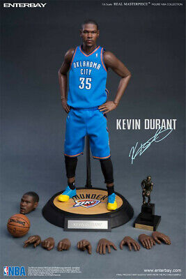 $385.06 • Buy ENTERBAY NBA - Kevin Durant 1/6th Scale Action Figure Complete RARE