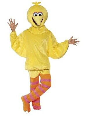 Sesame Street Big Bird Costume Smiffys Only Worn Once  • 19.99£