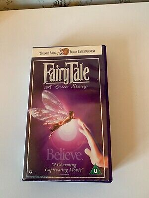 Fairytale A True Story  VHS Video • 4.99£