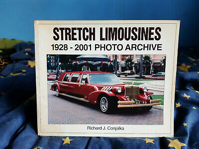 Stretch Limousines 1928-2001. American, Station Wagons, 4x4 Etc • 5.99£