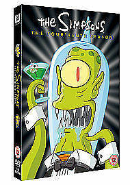 The Simpsons - Series 15 - Complete (DVD, 2012) • 7£