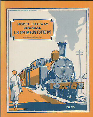 Model Railway Journal Compendium - 1989 • 7.50£