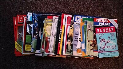 Newcastle United Away Programmes (46)  • 46£