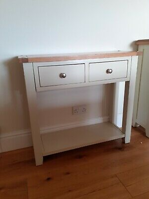 Hall Console Table With 2 Drawers • 80£