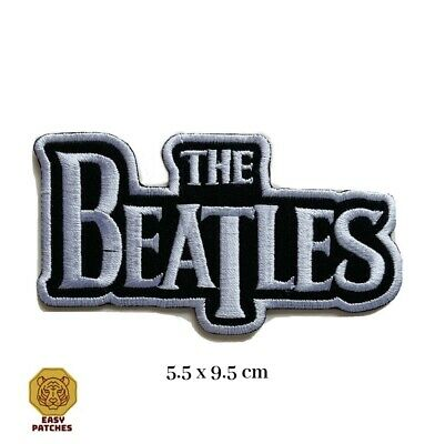 £1.89 • Buy The Beatles Music Band Embroidered Iron On Sew On Patch Badge For Clothes