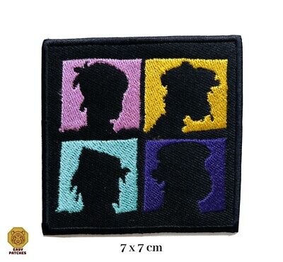 £1.99 • Buy Gorillaz DEMON DAYS ROCK MUSIC METAL Embroidered Iron On Patch UK SELLER