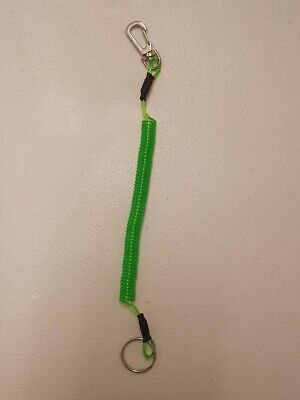 Pinpointer Probe Lanyard Metal Detecting Don't Lose Your Expensive Probe GREEN • 7.99£