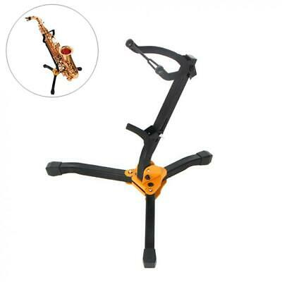 AU32.31 • Buy Alto Tenor Saxophone Sax Tripod Stand Holder HighStrength Metal Foldable Black