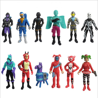 $ CDN47 • Buy 12pc  11-12cm Fortnight Fortnite PVC Action Figure Pack Game Collection Toy Doll