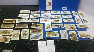 Grandee Cigar Vintage Cigarette Cards (979) Birds And Animals • 3.99£