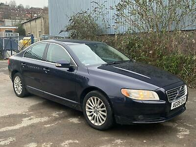 2008 Volvo S80 2.4 D SE 2007.5 4dr Geartronic SALOON Diesel Automatic • 2,495£