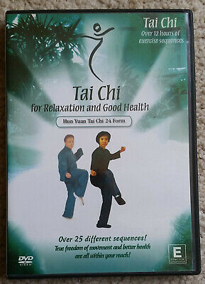 Tai Chi DVD For Relaxation And Good Health • 1£