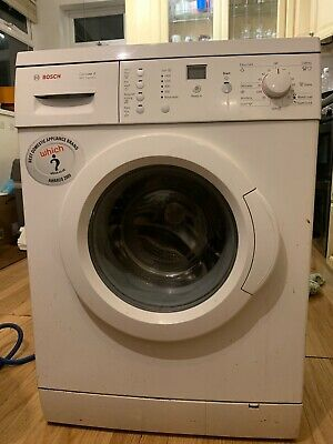 Bosch Washing Machine Classixx 6 1400 Express. WAE28363GB. FOR PARTS OR REPAIR • 0.99£
