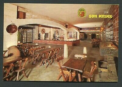 Mallorca (Baleares ) Son Amar Postcard Unused • 0.85£