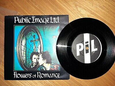 PIL - Flowers Of Romance 7  Vinyl Single Punk Public Image Limited • 1.45£