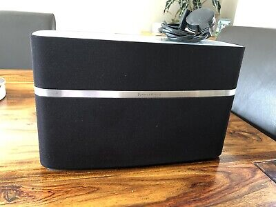 Bowers And Wilkins B&W A7 Speaker. Excellent Condition With Cables And Remote. • 240£