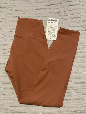 $ CDN100 • Buy Lululemon Wunder Train Tights, Size 6, New With Tags