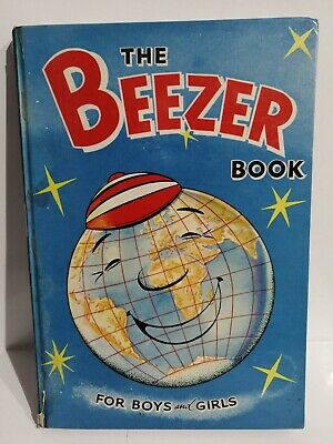 The Beezer Book/annual 1961 - Free Postage • 7.99£