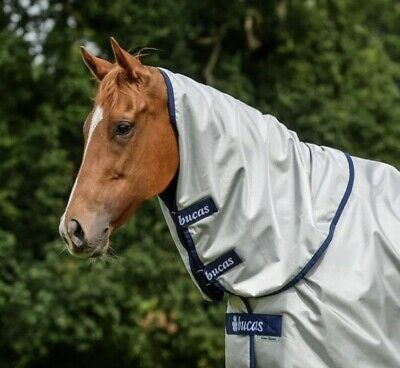 BUCAS TURNOUT POWER COMBI  NECK MEDIUM Free Next Day Delivery • 55£