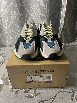 $ CDN764.15 • Buy Adidas Yeezy Boost 700 Kanye West Wave Runner Grey Off White 350 B75571 New 9