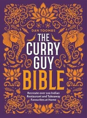 The Curry Guy Bible: Recreate Over 200 Indian Restaurant And Takeaway Classics A • 17.19£