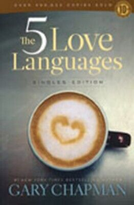 AU18.12 • Buy The 5 Love Languages Singles Edition Paperback Book