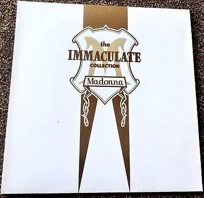 Madonna - The Immaculate Collection - Original 1990 Gatefold Vinyl Double Ex/Ex • 11.99£