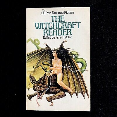 The Witchcraft Reader Edited By Peter Haining (Pan Sci-Fi Paperback, 1969) • 4.99£
