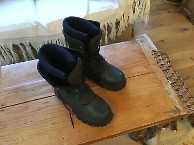 LaCrosse Outpost 11 Inch Boots Forest Green Size UK 13 • 50£