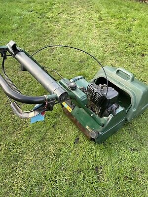 QUALCAST CYLINDER 17s Self Propelled Petrol Lawnmower Balmoral • 99£