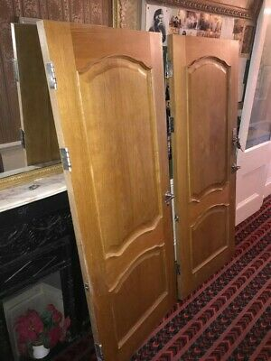 Interior Wooden Doors (OAK) Set Of 3 • 120£