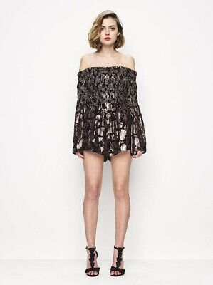 AU89 • Buy Alice Mccall Doing It Right Playsuit Size 12   EUC   Free Shipping